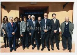 Inauguración del Ayuntamiento de Albares- 5 de marzo de 2009
